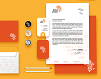 Afric Innov - Brand Design (proposal)