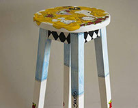 ALICE * SOLIDARITY STOOL