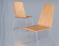 """Driada chair/ Стул """"Дриада"""""""