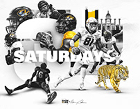2019-20 Countdown to Mizzou Football Visuals
