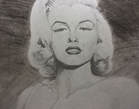 Portrait: Marilyn Monroe