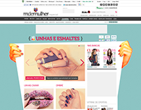 Landing Pages Especiais @mdemulher