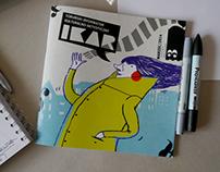 Cover for IKAR 2014