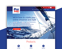 proloc marine line web site