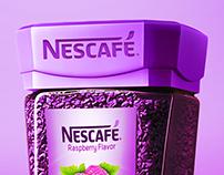 Nescafe Raspberry Flavor