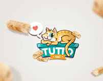 Tutto Cat - Branding & Packaging