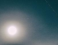 Luna azul 21.05.16 & Marte