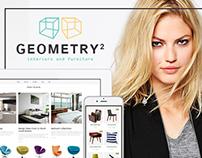 Geometry | Interior Design & Furniture Theme