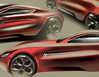 Alfa Romeo GT 2020