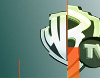 Warner Channel. Channel Branding