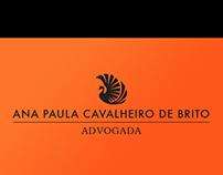 Ana Paula Cavalheiro de Brito Advogada - Logo