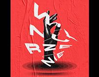 Poster KV - Festiwal Muzyki Alternatywnej