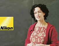 Nikon Education Collateral