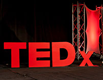 TEDx Cannes event