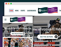 Furusiyya FEI Nations Cup - Responsive Web Design