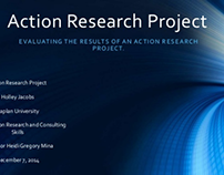 Action Research and SMART Goals Look Think Act