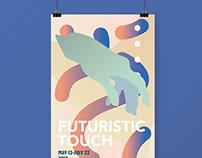 Avenir Inspired Exhibit Posters