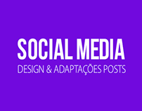 Social Media - Posts & Adaptações 2018