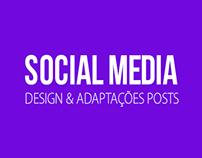 Social Media - Posts & Adaptações 2018