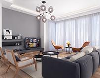 Modern apartment - Istanbul