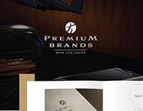 Premium Brands Brandbook