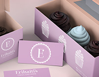 Erikaiti's Cakes and More Brand Identity