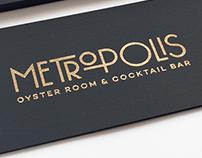METROPOLIS OYSTER ROOM & COCKTAIL BAR