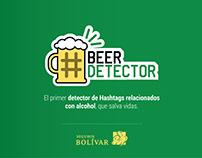 #BeerDetector