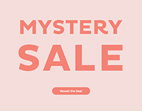 Easy Spirit Mystery Sale Promotional Email