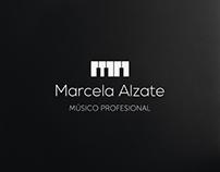 Logo Design & Branding - Marcela Alzate