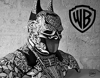 "EXPO ""BATMAN , sous le masque et la cape"" WARNER BROS"