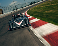 Apex Motorsport Radical SR3
