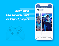 SMM for Esport 2