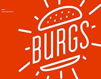Burgs Branding