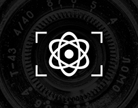 Fotoklub URAN visual identity