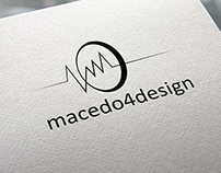 Logo Macedo4Design