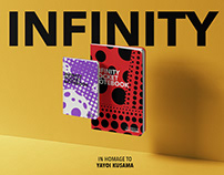 Infinity Merch Series — An Homage to Yayoi Kusama