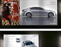 Lexus IS 220d, Playmate