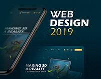 IQH 3D Web Design 2019