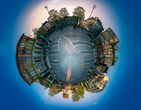 My Hometown Tiny Planet