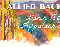 ALLIED Backpacking Poster and Animation