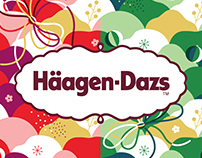 Häagen-Dazs mochi collection 2017