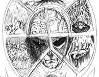 Illustration: Mysterious Universe