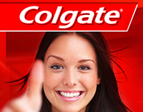 Material Promocional PDV - Colgate