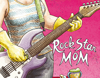 ROCK STAR MOM
