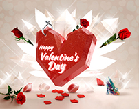 Valentine's day 2016 Breakdown
