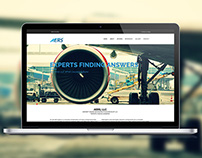 AERS LLC. Web Design