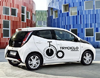 Rebranding Tryciclo