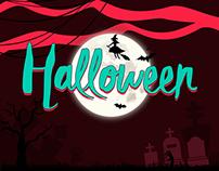 Halloween - Vira Festa