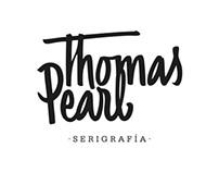 Thomas Pearl Serigrafía